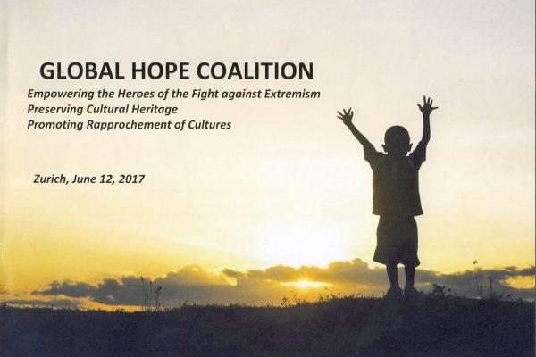 Khalili Foundaton | Global Hope